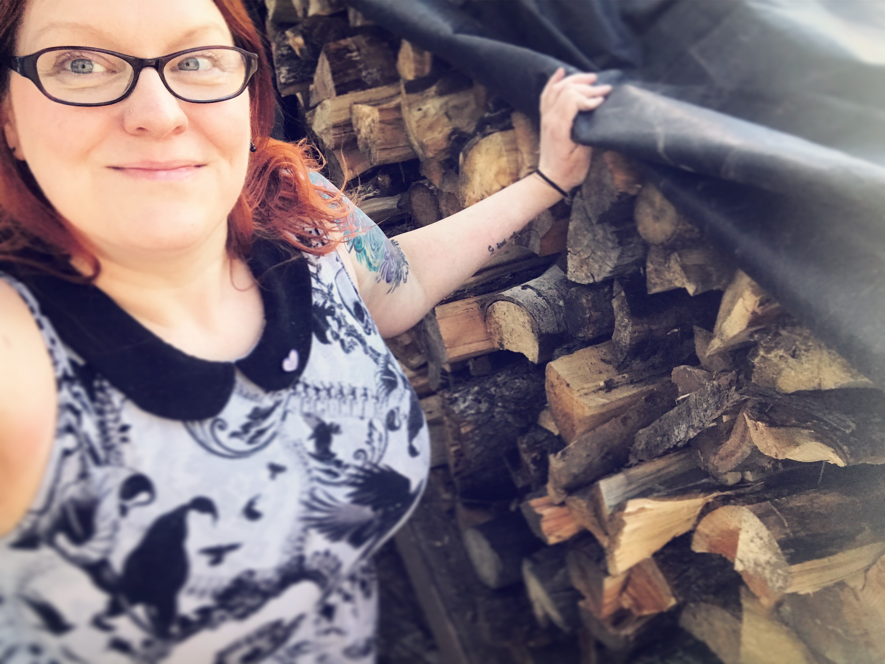 ali and firewood